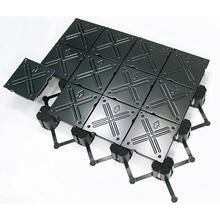 スチール製パネル置敷式OAフロア『ハイスチール』 製品画像