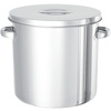 重ねて収納できるテーパー型ステンレス容器 【TP】 製品画像