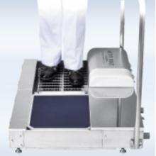 靴底洗浄機「オートマット(湿式)」※作業環境を清潔に保つ! 製品画像