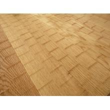 【日本古来の木材加工】 名栗(なぐり)加工 店舗空間の床に最適! 製品画像