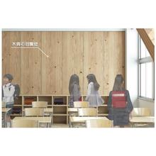 耐震補強工法『木質耐震壁接着工法』 製品画像