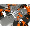 ロボットの複雑な動きも再現できる「生産ライン3Dシミュレータ」 製品画像
