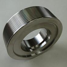 旋盤加工事例『SUS304丸棒からの削り出し』 製品画像