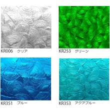 装飾ガラス『ココモ(KO)』 製品画像
