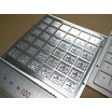 A2017(ジュラルミン)/MC加工/精密整列パレット加工品 製品画像