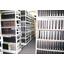 書架用移動棚『サンレール移動棚』 製品画像