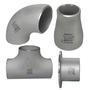 ステンレス鋼製 突き合わせ溶接式管継手(配管用) 製品画像