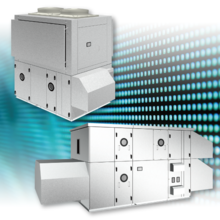 空冷HP式 ツインサイクル形外調機 製品画像