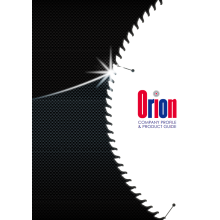 株式会社オリオン工具製作所 総合カタログ 製品画像