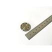 『製作事例』装置部品 旋盤加工 (チタン) 製品画像