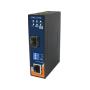 PoE付LAN-SFP光メディアコンバータIPMC-111PB 製品画像