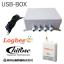 温湿度照度ロガーLogbee用USBリレー出力BOX:チトセ工業 製品画像