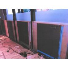 壁暖房・腰壁暖房【腰壁埋め込み・各種施工写真付き】壁から暖 製品画像