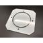 塩化ビニール4mmの量産切削加工 製品画像