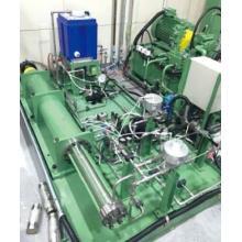 『高精度圧力発生装置/超高圧圧力発生装置』 製品画像