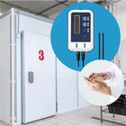 ●食品保管IoT● プレハブ冷蔵庫の温度を自動記録、いつでも確認 製品画像