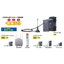 920MHz帯マルチホップ無線機器 くにまるシリーズ 製品画像
