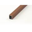 木目調アルミ柱材『柱材(チーク)』 製品画像