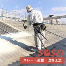 吹付式 屋根改修工法『SOSEI工法』※試験データ付き資料進呈 製品画像