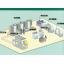 「原料工程設備 上流工程」ライン設計、機器のカスタマイズなど 製品画像