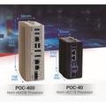 超小型ファンレス組み込みコンピュータ『POC-40/400』 製品画像
