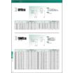 回転用シール『ヘキサシールDYB/SWS/DYS型』のサイズ表 製品画像