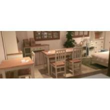 家具加工製品『MDF/パイン材(カントリー)製/天然木製』 製品画像