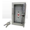 シャッター3点式押しボタンスイッチ ステンレス蓋埋込型 製品画像