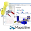 モデリングツール『MapleSim』 製品画像