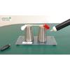 【実験動画】電池式帯電ガンGC25Bを使った静電振り子実験2! 製品画像