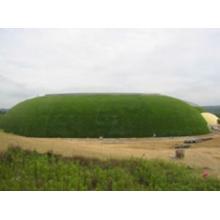 工法『大林式急勾配屋根・壁面緑化工法』 製品画像