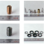 CNC旋盤による精密切削加工サービス 製品画像