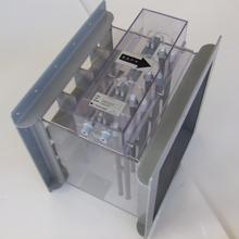 塩ビ製整流機能付き多孔ピトー管風量計『エアメジャー PVC』 製品画像