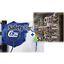 安全エアカップリング付き安全ホースリール 製品画像