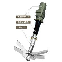 縦軸機械式ばっ気装置 SVJシリーズ 製品画像