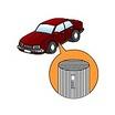 自動車排気装置用セラミックスラベル【セララベル(R) グリーン】 製品画像