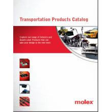 輸送機器向けコネクターカタログ(英語版) 製品画像
