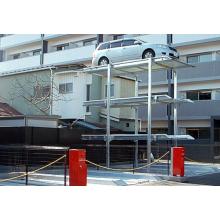 ピット4段昇降式駐車装置『KA4P型』 製品画像