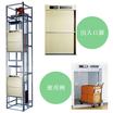小荷物専用昇降機(ダムウェーター)『フロアタイプ ADF型』 製品画像