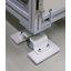 《床の穴開け不要で発塵なし》床に穴を開けない耐震マット付金具  製品画像