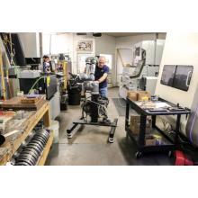 【協働ロボット導入事例】品質検査、研磨作業の自動化 製品画像