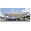 【物流】トラックターミナルの課題を『テント上屋根/倉庫』で解決 製品画像