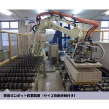 ロボット搬送システム(自動・省力化設備) 製品画像