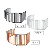 【ペレットストーブ周辺機材】スーパーヤード セーフティフェンス 製品画像