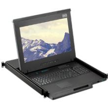 K117e  4K対応17インチ液晶コンソールドロワー 製品画像