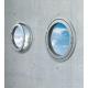 窓『円形開き窓』 製品画像