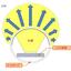 【ローレット加工】光拡散性を合わせ、多様な照明の可能性を提案 製品画像