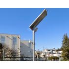【製作事例】ソーラ発電パネル付照明 製品画像