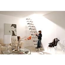 【設計事務所の方必見!】デザインと品質にこだわるロフト用階段 製品画像