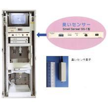 臭いセンサ付き水質自動監視装置 製品画像